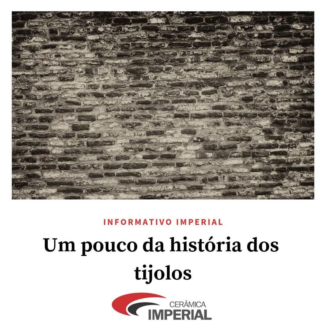 Read more about the article Um pouco  da história dos Tijolos